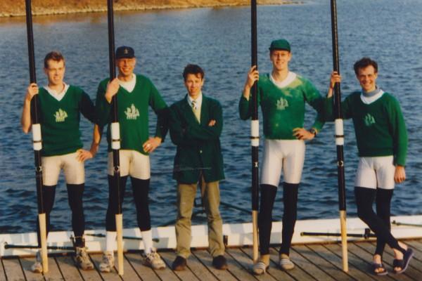 1996 Oude Vier Finn Borms